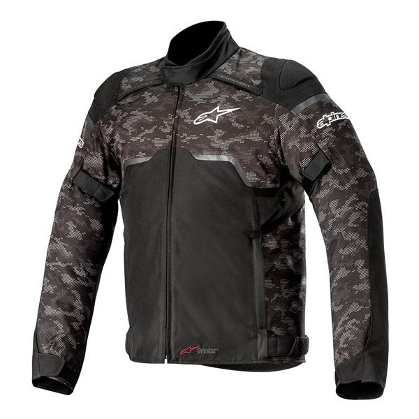 ALPINESTARS Hyper Drystar Jacket Noir-Camo