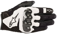 ALPINESTARS SMX-1 Air V2 Zwart-Wit