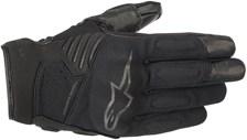 ALPINESTARS Faster Gloves Zwart-Zwart