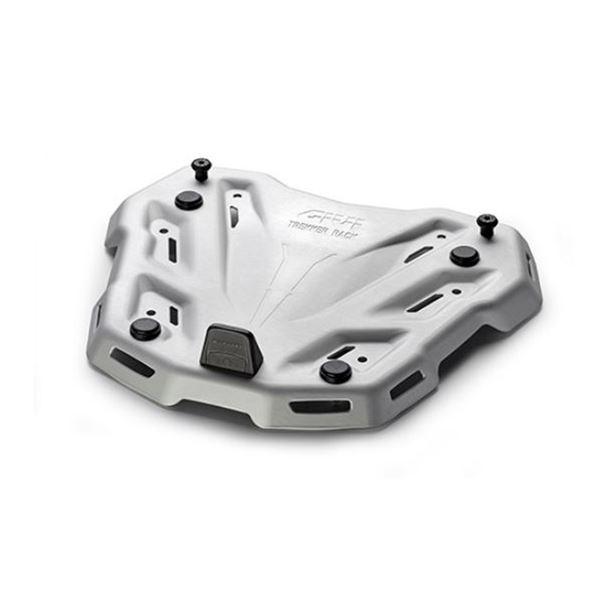 GIVI Aluminium Topkofferplaat Monokey M9A