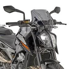 Windscherm - Naked bike - A A7708