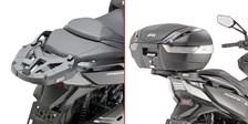 GIVI Support topcase monolock et monokey - SR SR6112