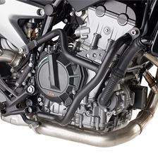 GIVI Crash bars en acier bas du moteur TN7708