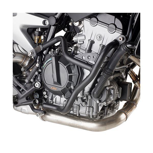 GIVI Stalen valbeugels onderzijde motor TN7708