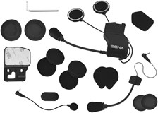SENA 20S/20S Evo/30K audiokit + accessoires de fixation SC-A0315