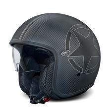 Casque Jet Pour La Moto Rad