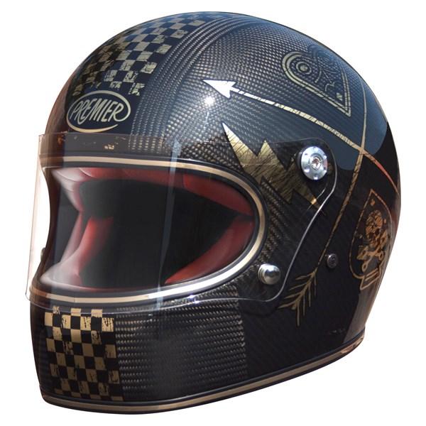 PREMIER Trophy Carbon NX Gold Chromed