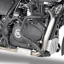 GIVI Crash bars en acier bas du moteur TN9050