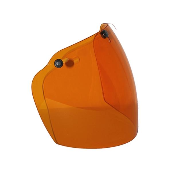 PREMIER Visiére Le Petit Orange avec pressions
