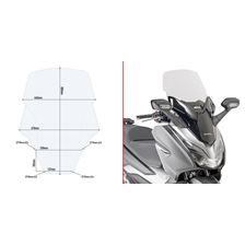 GIVI Verhoogd transparant windscherm - ST D1166ST