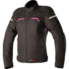 ALPINESTARS Stella Hyper Drystar Jacket Zwart-Fuchsia