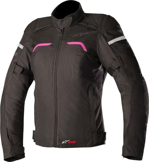 ALPINESTARS Stella Hyper Drystar Jacket Noir-Fuchsia