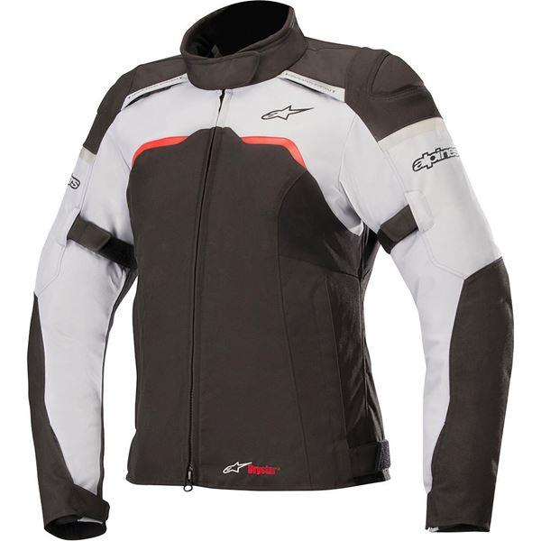 ALPINESTARS Stella Hyper Drystar Jacket Zwart-Grijs