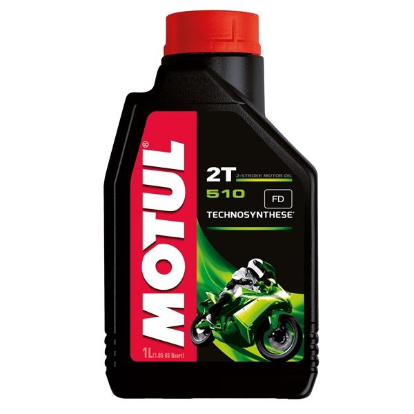 MOTUL 2T semi-synthetisch 510 1 liter