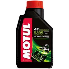 MOTUL 10W-50 semi-synthétique 5100 1 litre