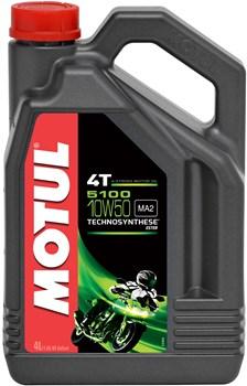 10W-50 semi-synthetisch 5100 4 liter