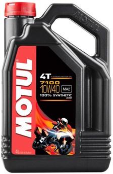 MOTUL 10W-40 synthetisch 7100 4 liter