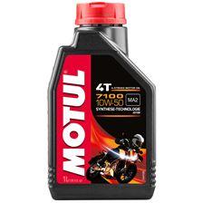 MOTUL 10W-50 synthétique 7100 1 litre