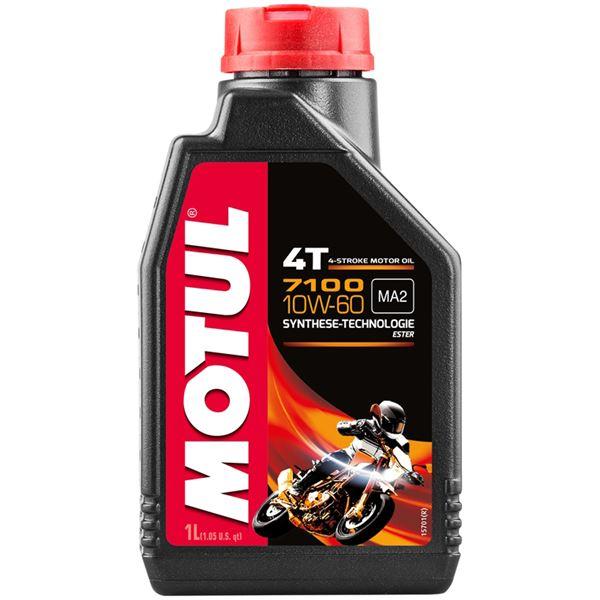 MOTUL 10W-60 synthétique 7100 1 litre