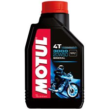 MOTUL 20W-50 minérale 3000 1 litre