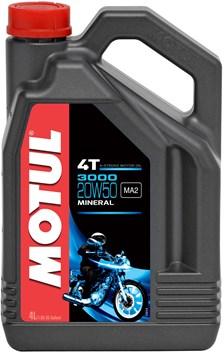 20W-50 mineraal 3000 4 liter