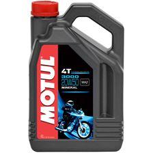MOTUL 20W-50 mineraal 3000 4 liter