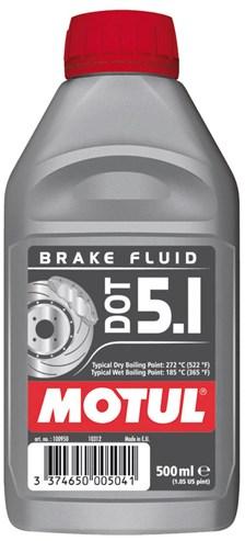 Remvloeistof DOT 5.1 500 ml