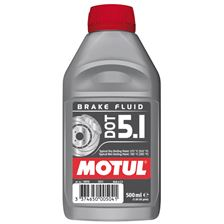 MOTUL Remvloeistof DOT 5.1 500 ml