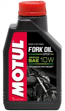 MOTUL Voorvorkolie 10W semi-synthetisch 1 liter