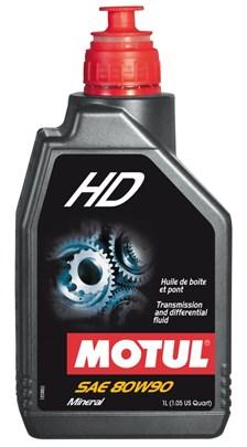 MOTUL Transmissieolie 80W90 HD mineraal 1 liter