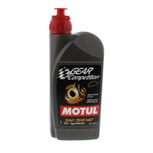 MOTUL Transmissieolie 75W140 synthetisch competition 1 liter