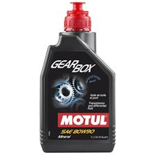 MOTUL Huile de transmission 80W90 MOS2 minérale 1 litre