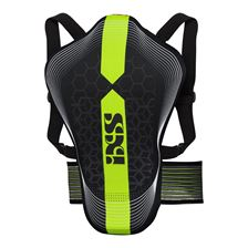 IXS Protection dorsale RS-10 Noir - Jaune