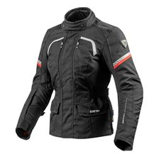 REV'IT! Neptune GTX Lady Jacket Zwart