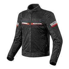 REV'IT! Tornado 2 Jacket Zwart