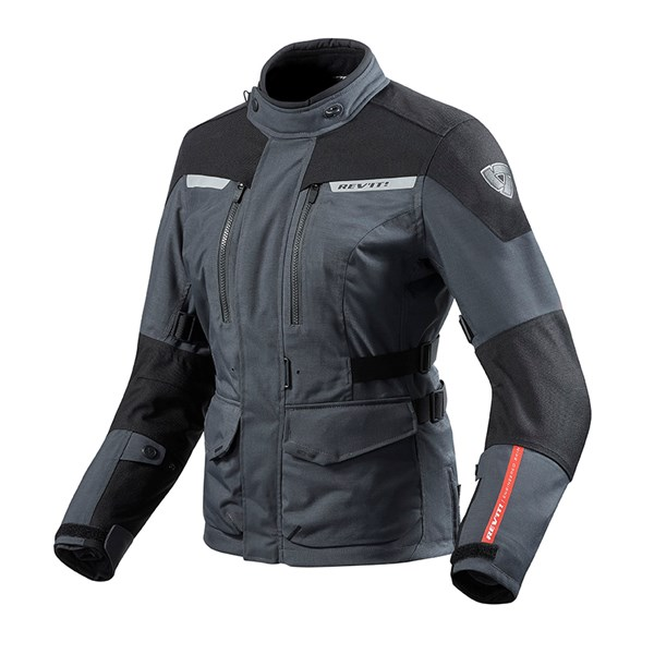 REV'IT! Horizon 2 Lady Jacket Anthracite - Noir