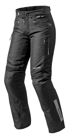 REV'IT! Neptune GTX Lady Pants Zwart kort