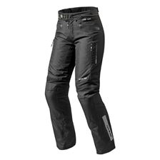 REV'IT! Neptune GTX Lady Pants Noir courtes