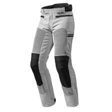 REV'IT! Tornado 2 Pants Zilver kort
