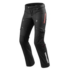 REV'IT! Horizon 2 Lady Pants Zwart kort
