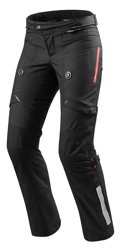 REV'IT! Horizon 2 Lady Pants Noir longues