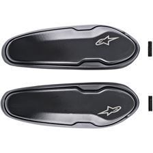 ALPINESTARS Teensliders Supertech-R Zwart