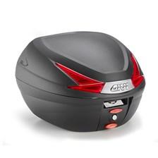 GIVI Topcase B330 reflecteurs rouges