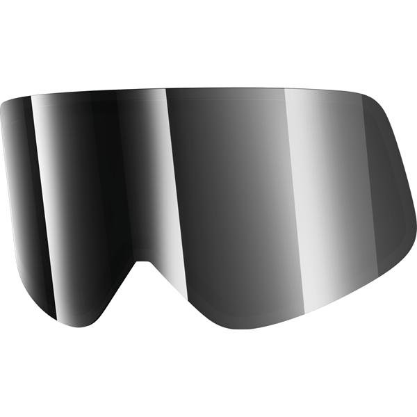 SHARK Street-Drak/Vancore 2 Lentilles de lunettes Chromé