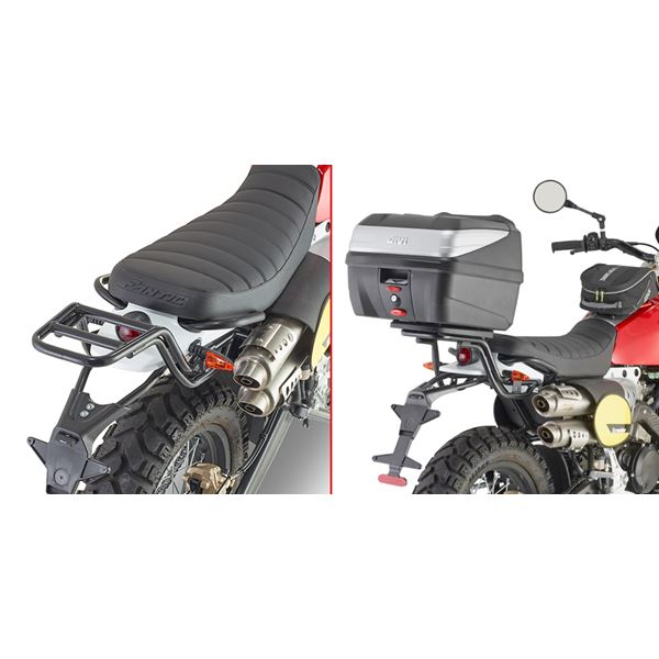 GIVI Support topcase Monolock - SR SR9150