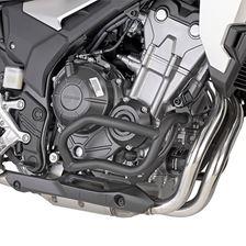 GIVI Crash bars en acier bas du moteur TN1171