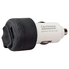 OPTIMATE O-106 dubbele USB-lader auto plug 3300mA