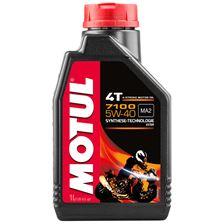 MOTUL 5W-40 synthétique 7100 1 litre