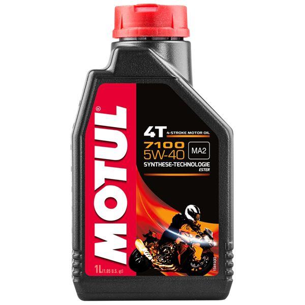 MOTUL 5W-40 synthetisch 7100 1 liter