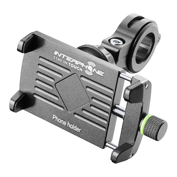 INTERPHONE Support smartphone Aluminium Crab moto